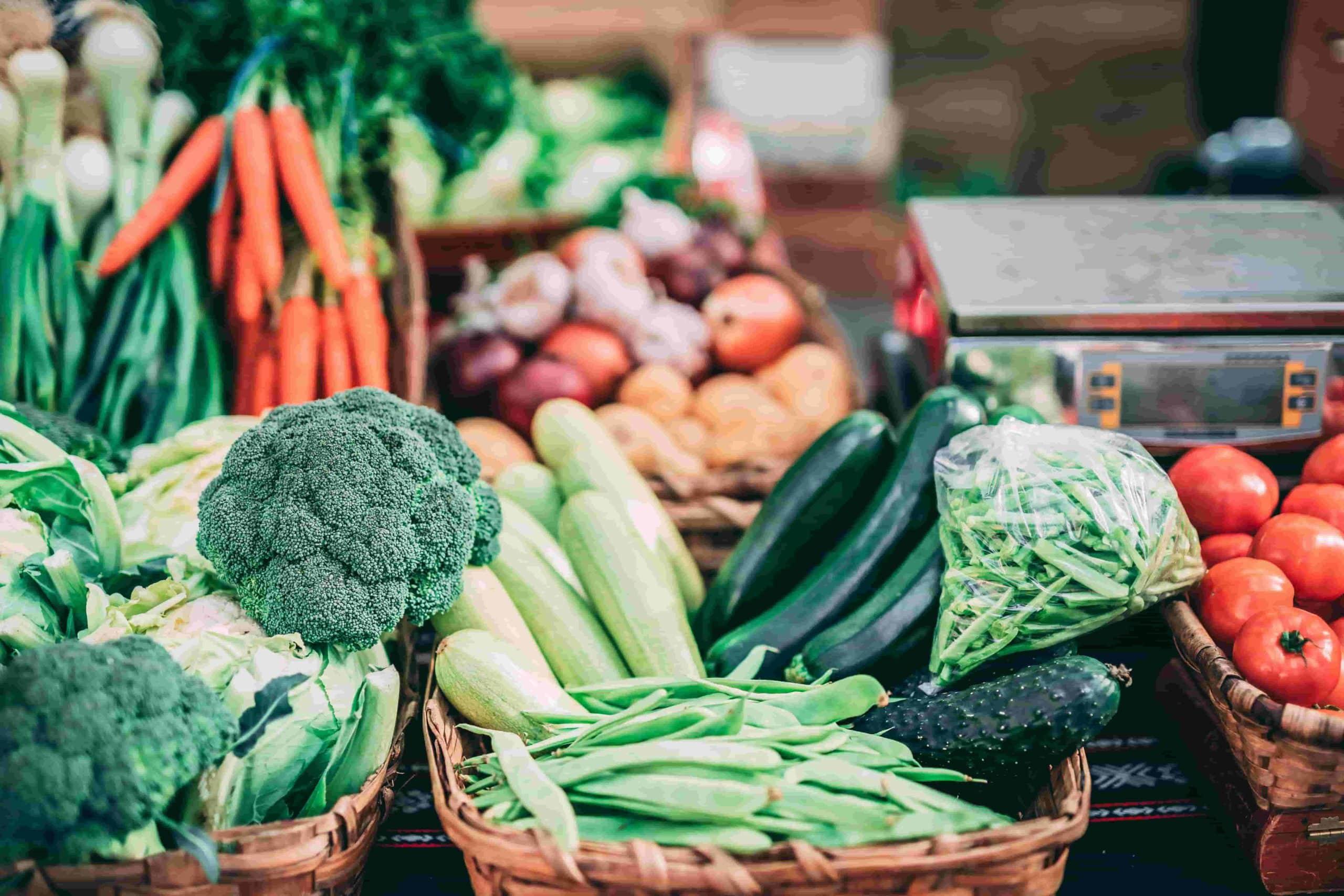 Basische Lebensmittel sind gesund für deinen Körper