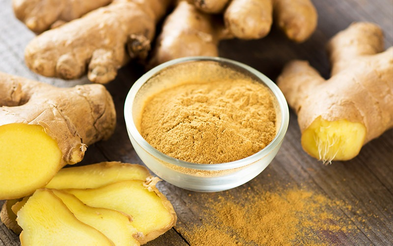 Ginger is very healthy